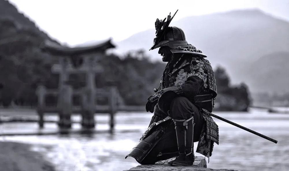 основном картинка японского самурая ваш