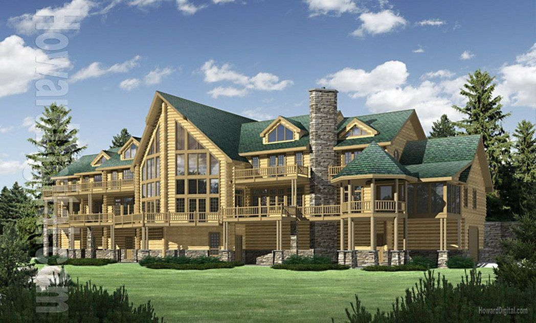 Elegant From Log Cabins To Luxury Log Homes, We Have Been Building Log Home Dreams  Since