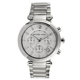 MICHAEL KORS Women's Parker Silver Watch