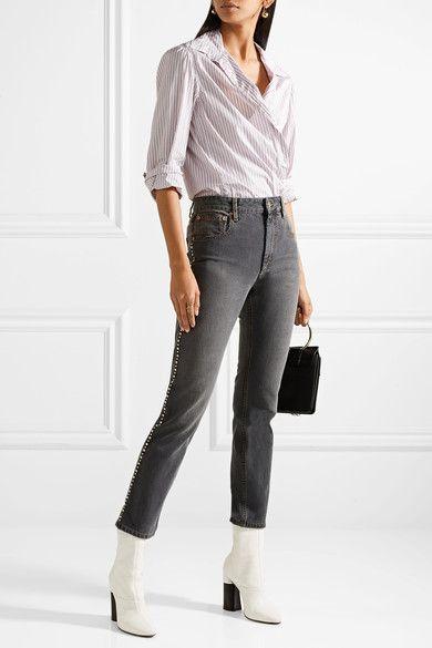 Ulyff embellished jeans Isabel Marant hxj27Y8