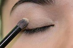 Applying makeup over 50