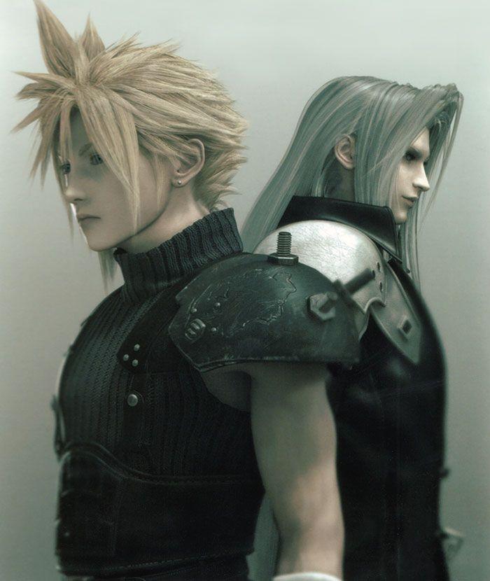 Final Fantasy Vii Advent Children Art Pictures Cloud