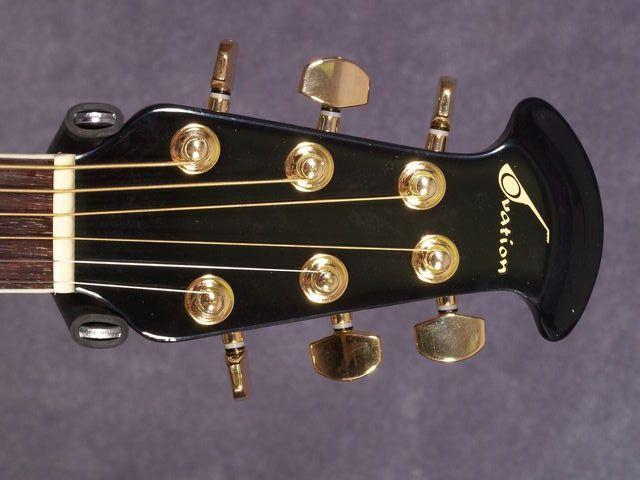 ovation guitar head - Google Search   Ovation Guitars ...
