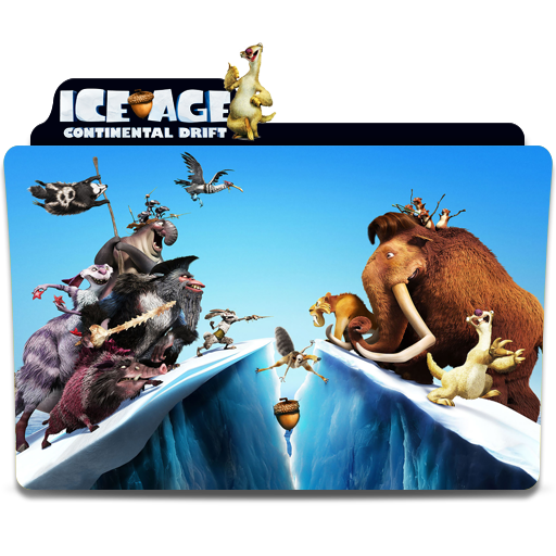 Avatar 2 Movie In Hindi Dubbed: Ice Age 4 Movie Folder Icon By SharatJ On DeviantArt