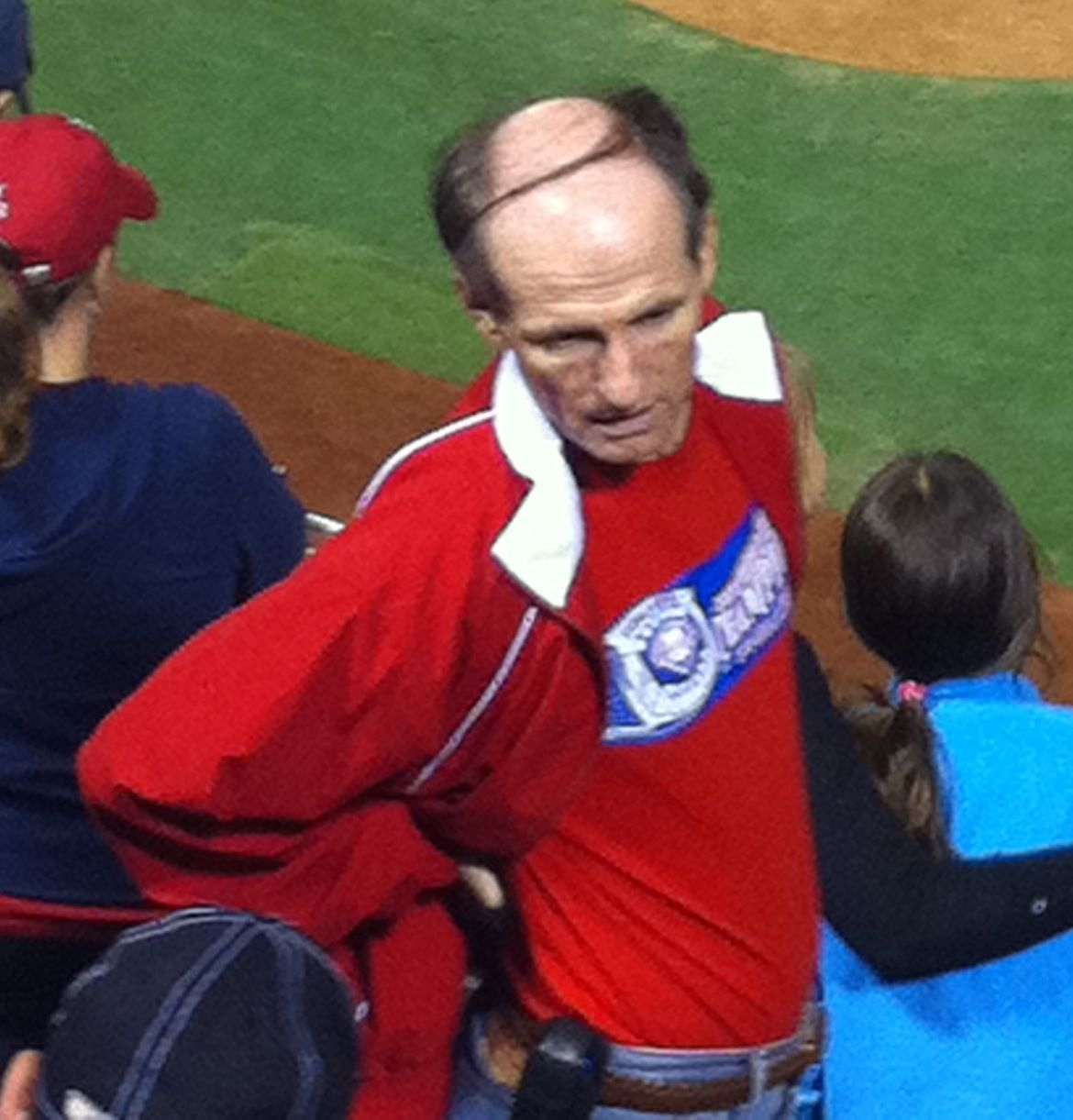 Your combover...I don't think it's working. - Imgur