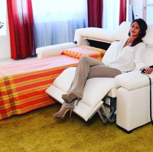 divano modello esmeralda doppio letto, con due singoli gemellari