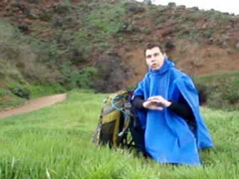 Campamento Bajo La Lluvia - YouTube