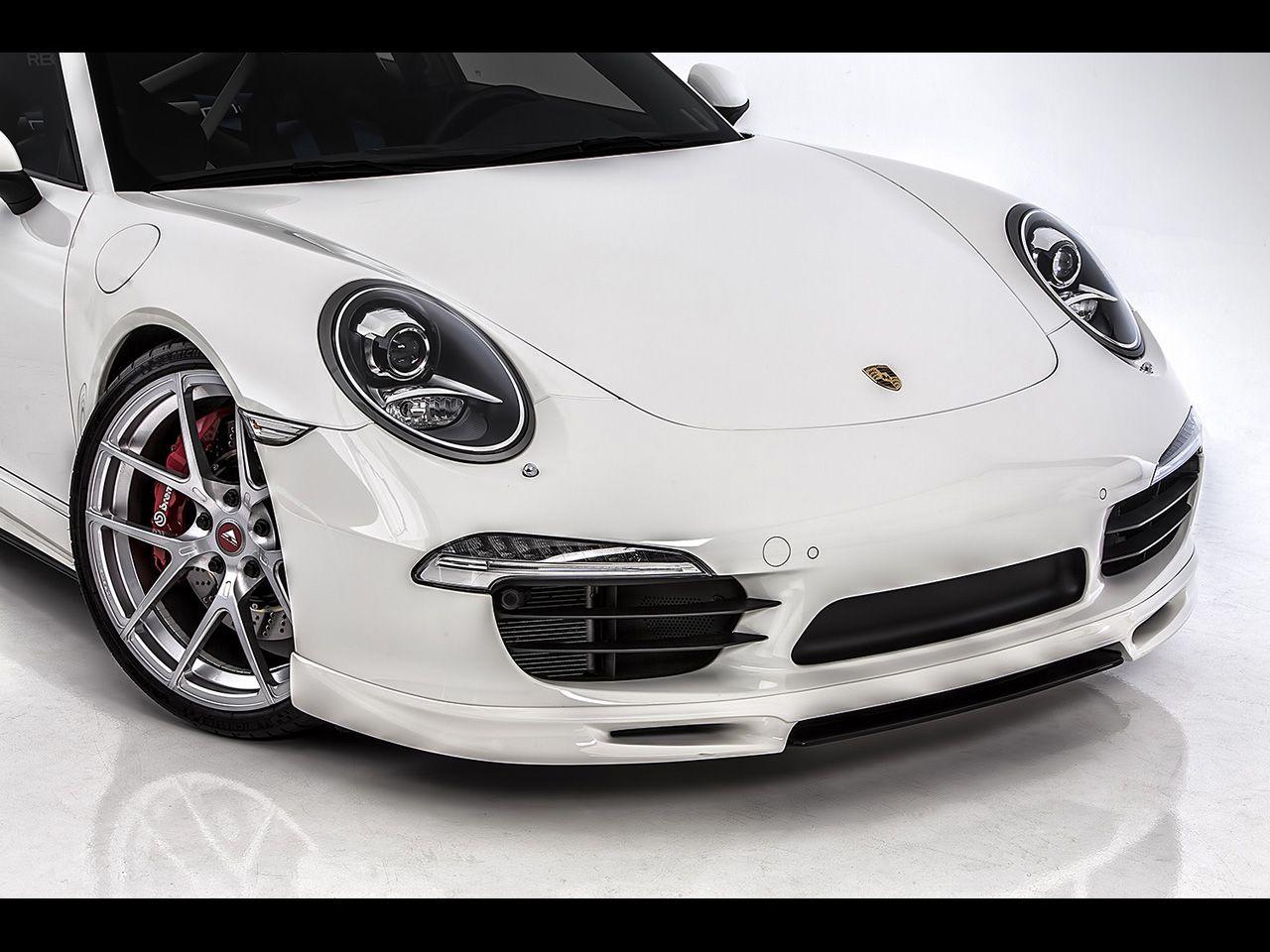 Porsche 911 V-GT by Vorsteiner