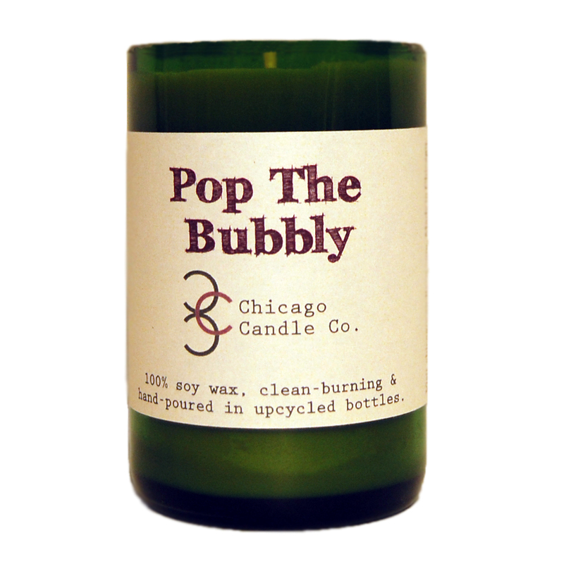 Pop The Bubbly 4oz candle
