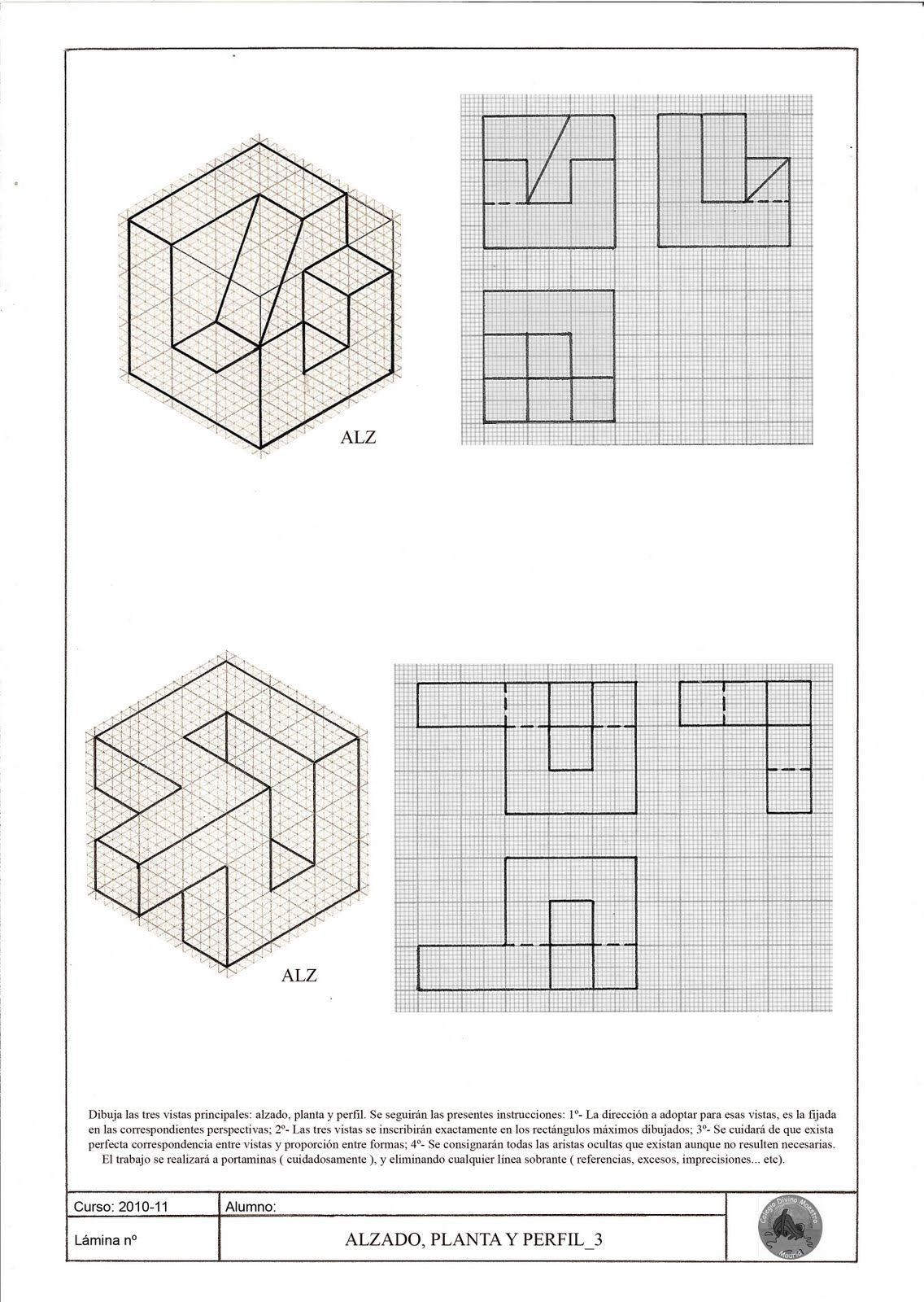5 Drawing 3d Shapes On Isometric Paper Worksheet 84 Best