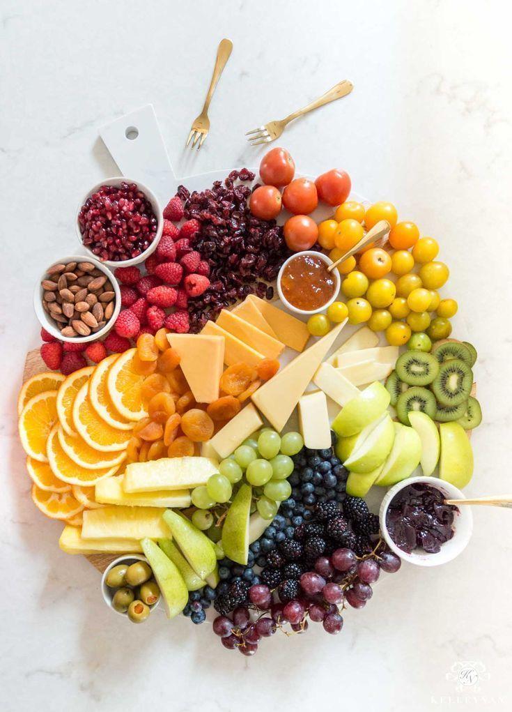 Three St. Patrick's Day Food & Appetizer Board Ideas
