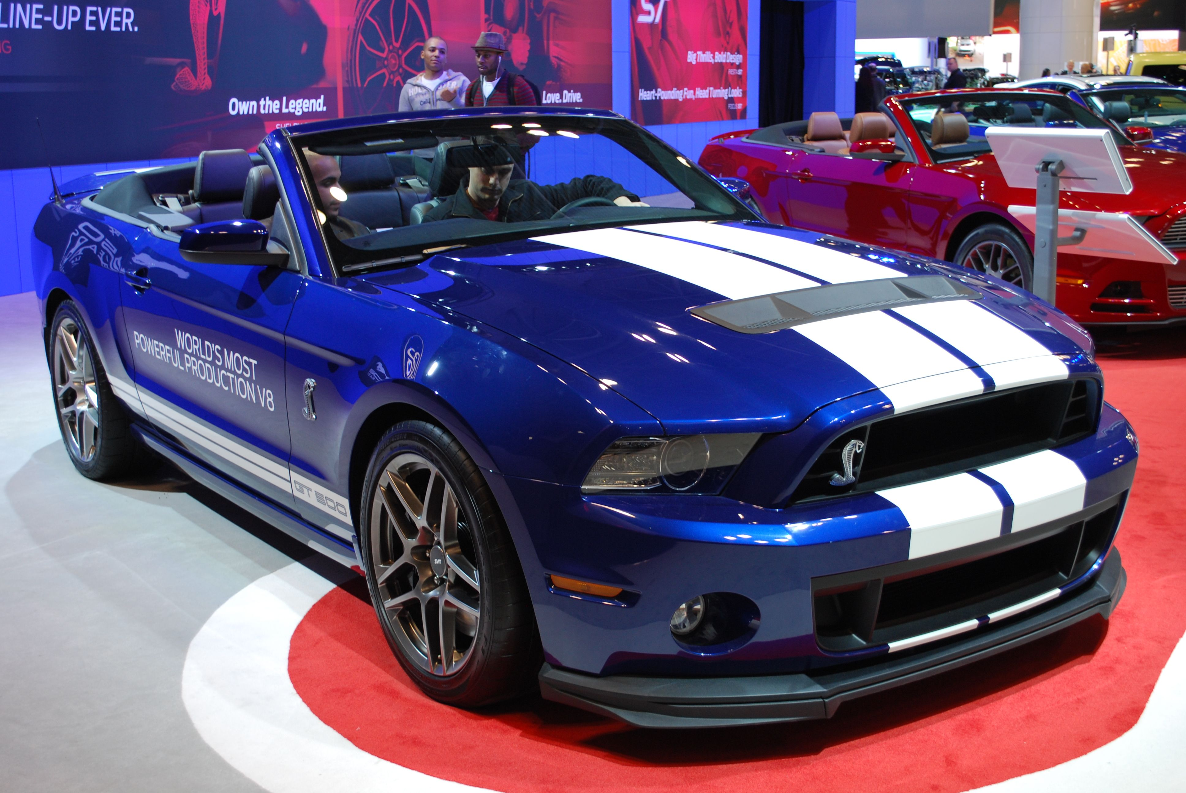 2016 ford mustang shelby gt500 convertible ford future cars for pinteres