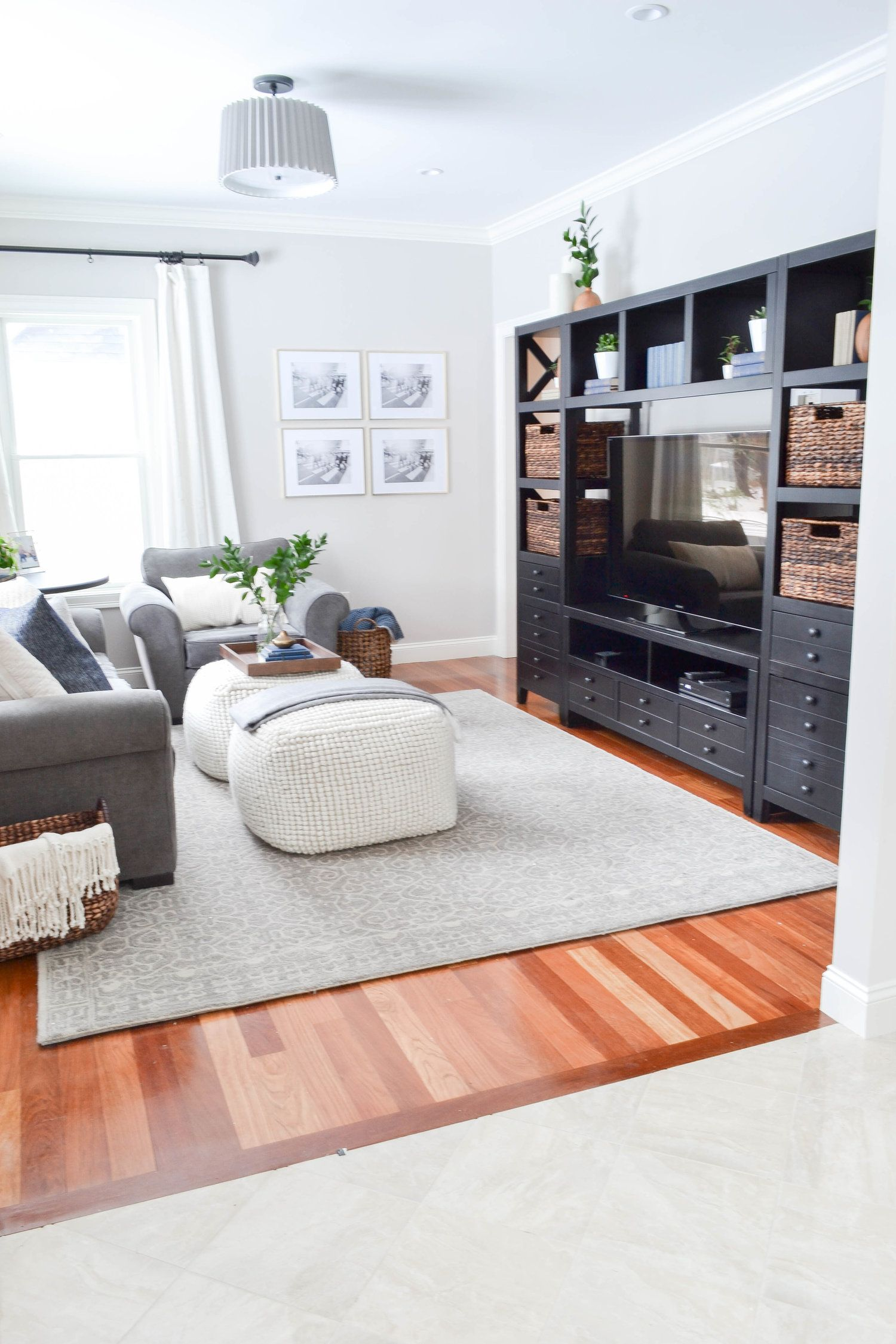 Gray Oak Studio Hutchins Project Living Room Modern Cozy Gray Oak Studio Hut Grey Walls Living Room Living Room Decor Tips Beautiful Living Rooms Decor