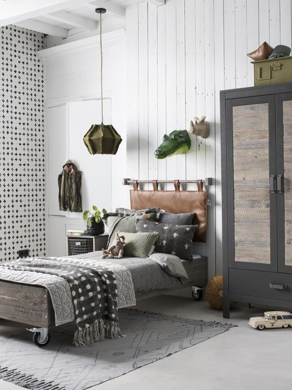 Wonderful Army Bedroom Decor