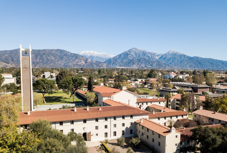 The beautiful Pomona College in Claremont, Ca    The