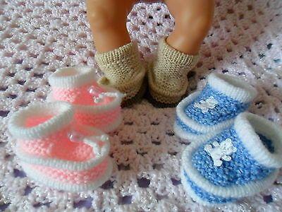 """""""Bluebell """" Romper Knitting pattern for Reborn doll 16 -22 ..."""
