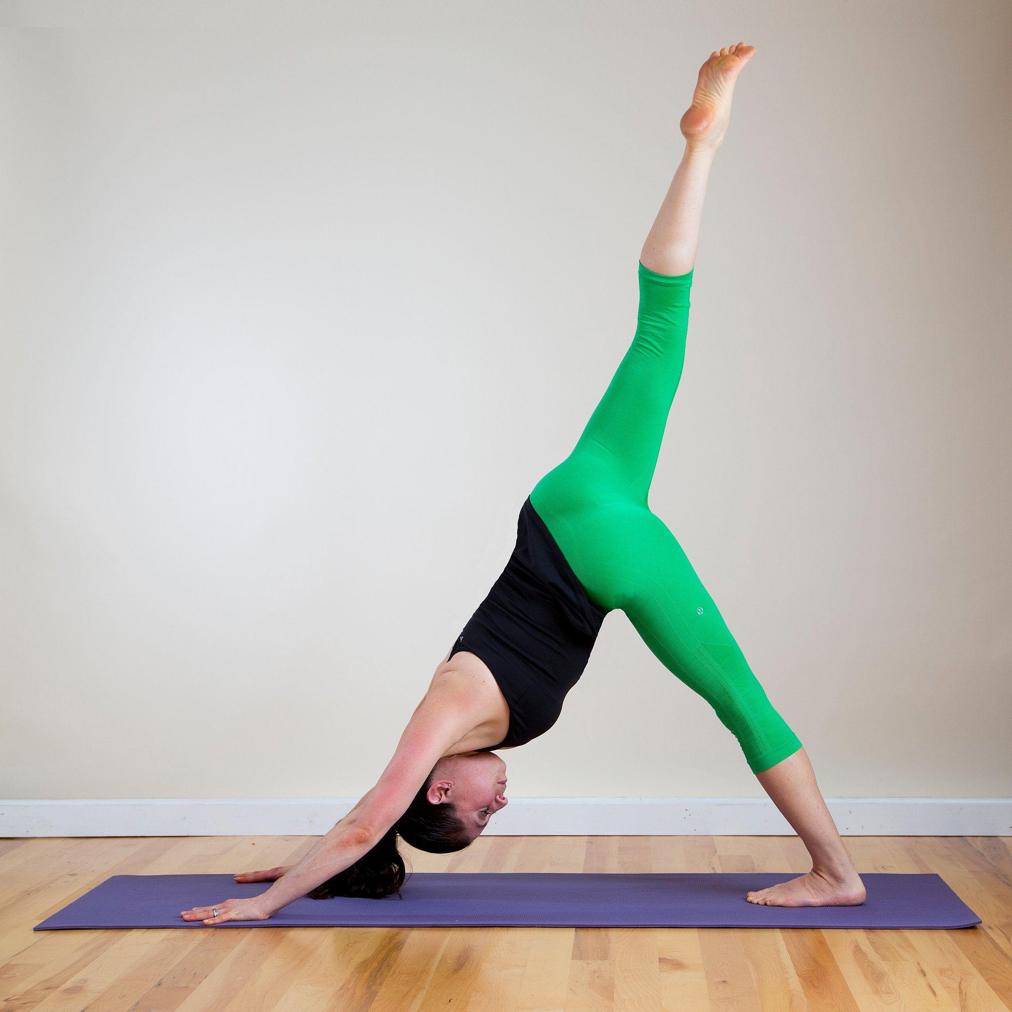 Three-Legged Dog   Yoga sequences, Hard yoga, Yoga poses