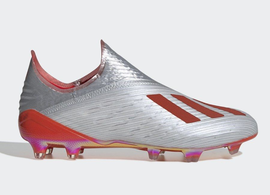 Adidas X 19 Fg 302 Redirect Silver Met Hi Res Red Ftwr White Adidasfootball Footballboots Adidasso Football Boots Football Shoes Soccer Cleats Adidas