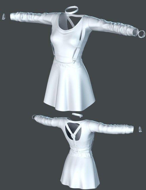 Imelda | Eveyday Clothing for Daz Studio