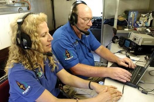 Image result for emcomm radio operator attire