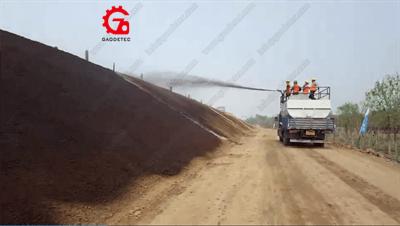 Hydroseeder Machine Price Erosion Control Poor Soil Clay Soil
