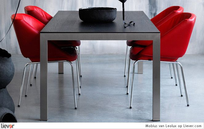 Gallery of amazing design eettafel stoelen loungeset with for Barok eetstoelen
