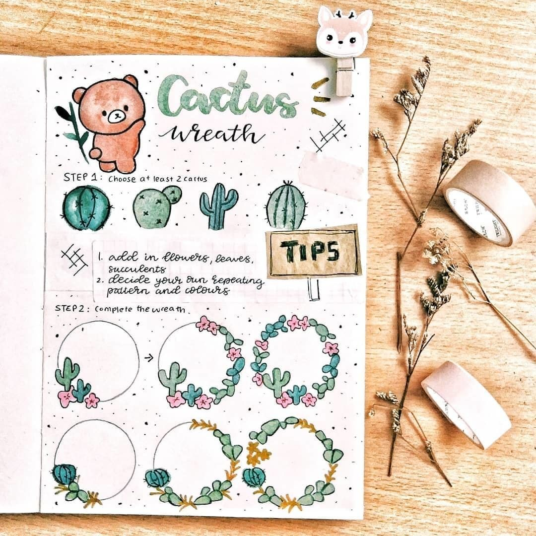 Photo of 60 How to Doodle Tutorials for Your Bullet Journal – The Thrifty Kiwi