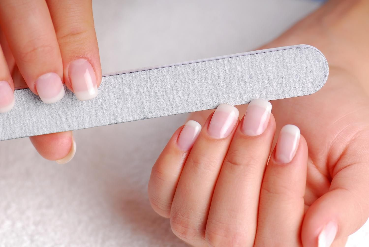 The Nitty-Gritty on Nail Files | Pinterest | Nail care, Round nails ...