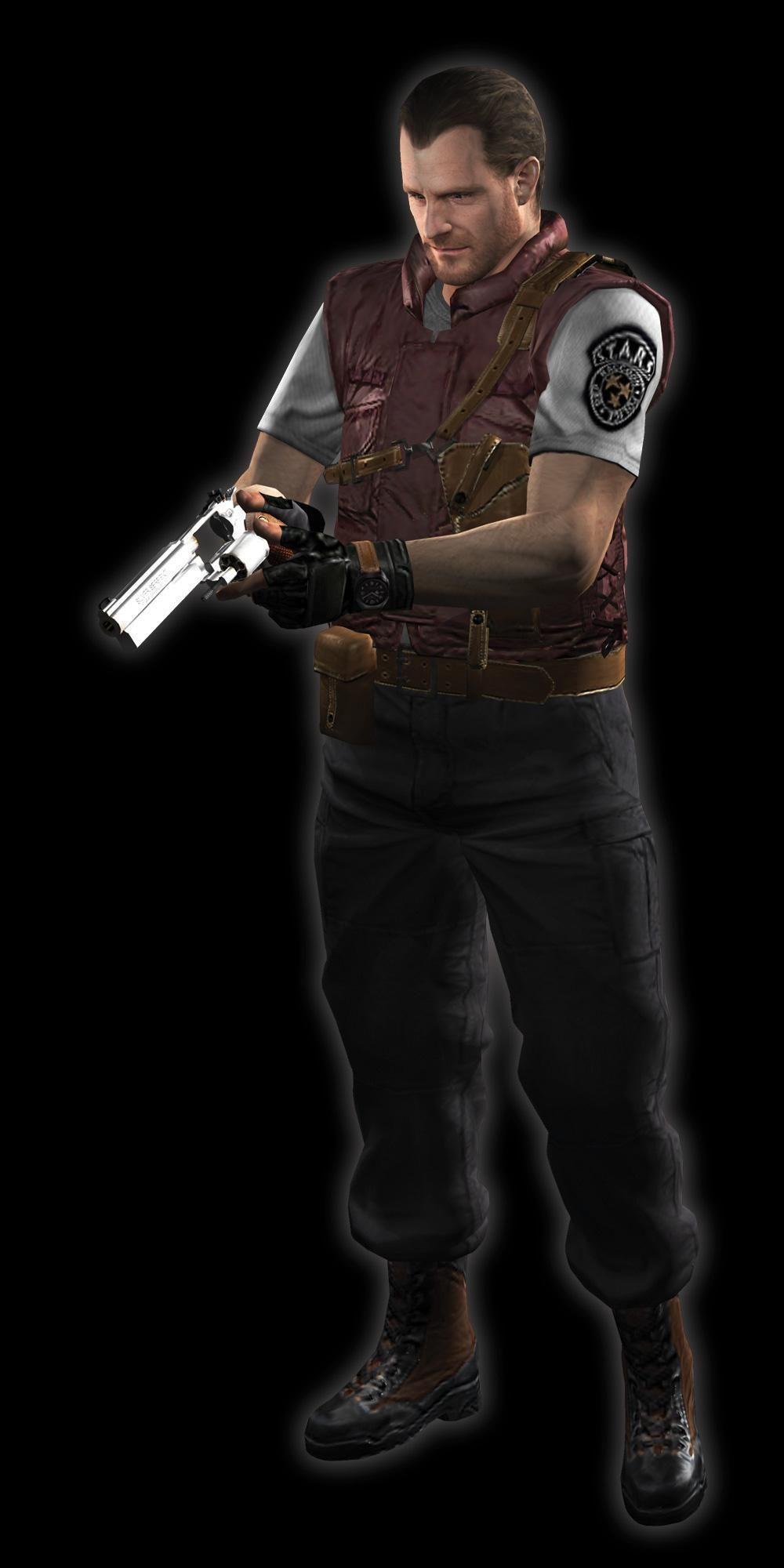 Barry Burton - Resident Evil Wiki - The Resident Evil encyclopedia  -  #residentevil