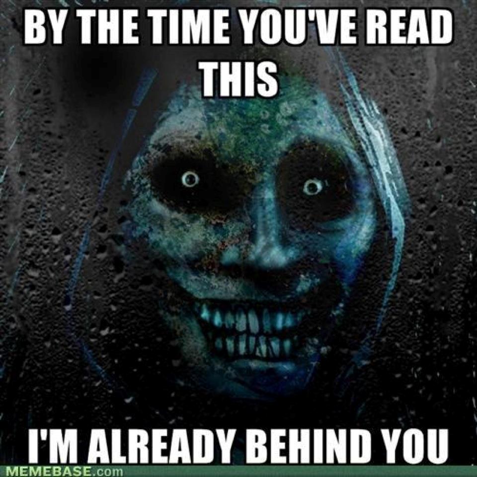 Funny creepy jun 19 5 scary funny horror facebook twitter google tumblr insane pinterest - Random things every house needs ...