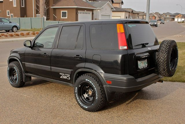 Honda crv 1998 tire size