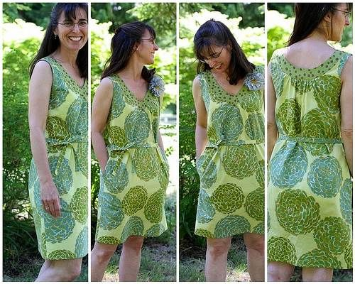Homemade Simple Dress