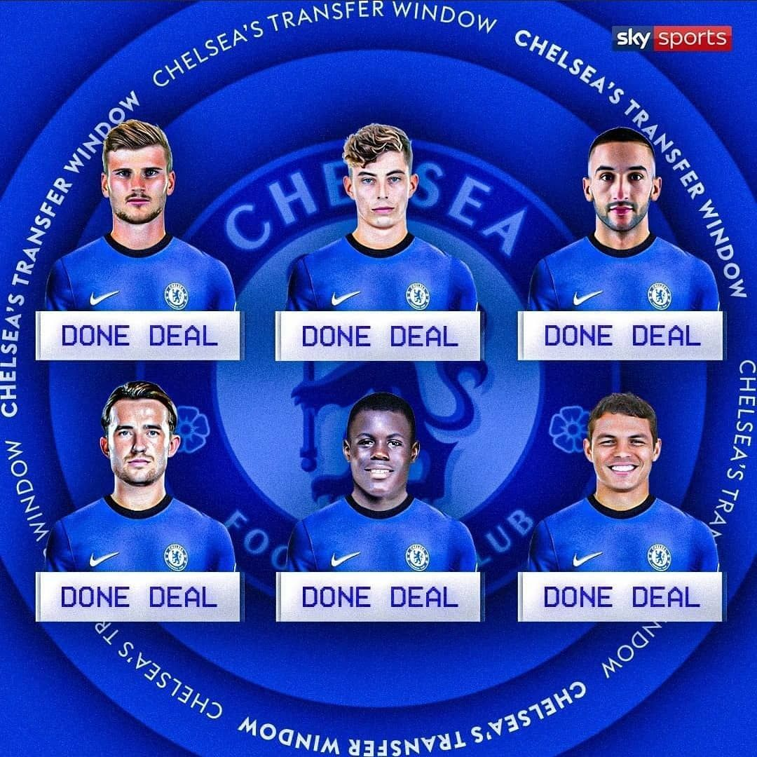 Pin on Blue is the Colour (Chelsea FC)