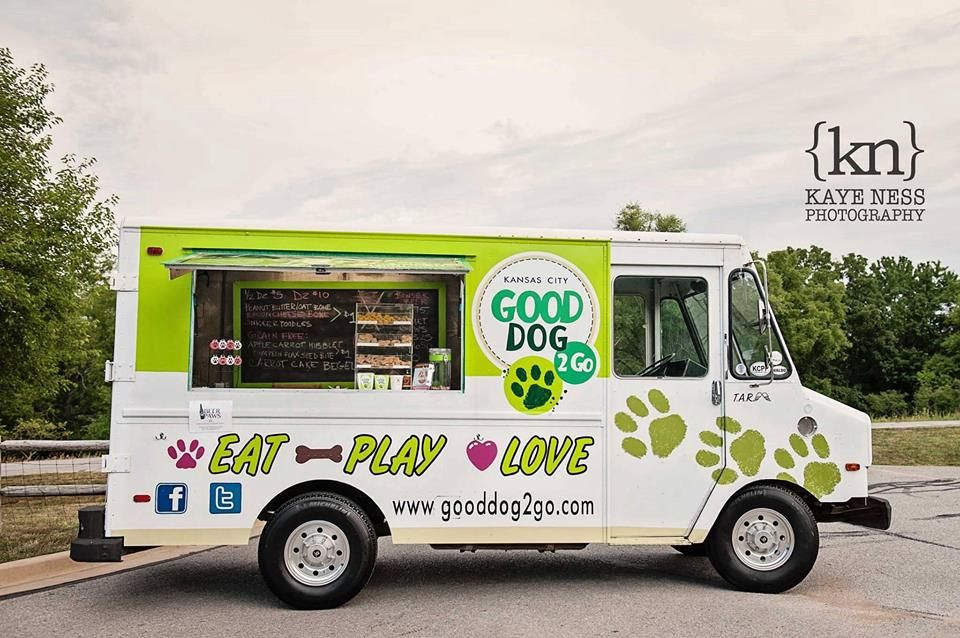 Kansas City's 1st food truck for dogs!