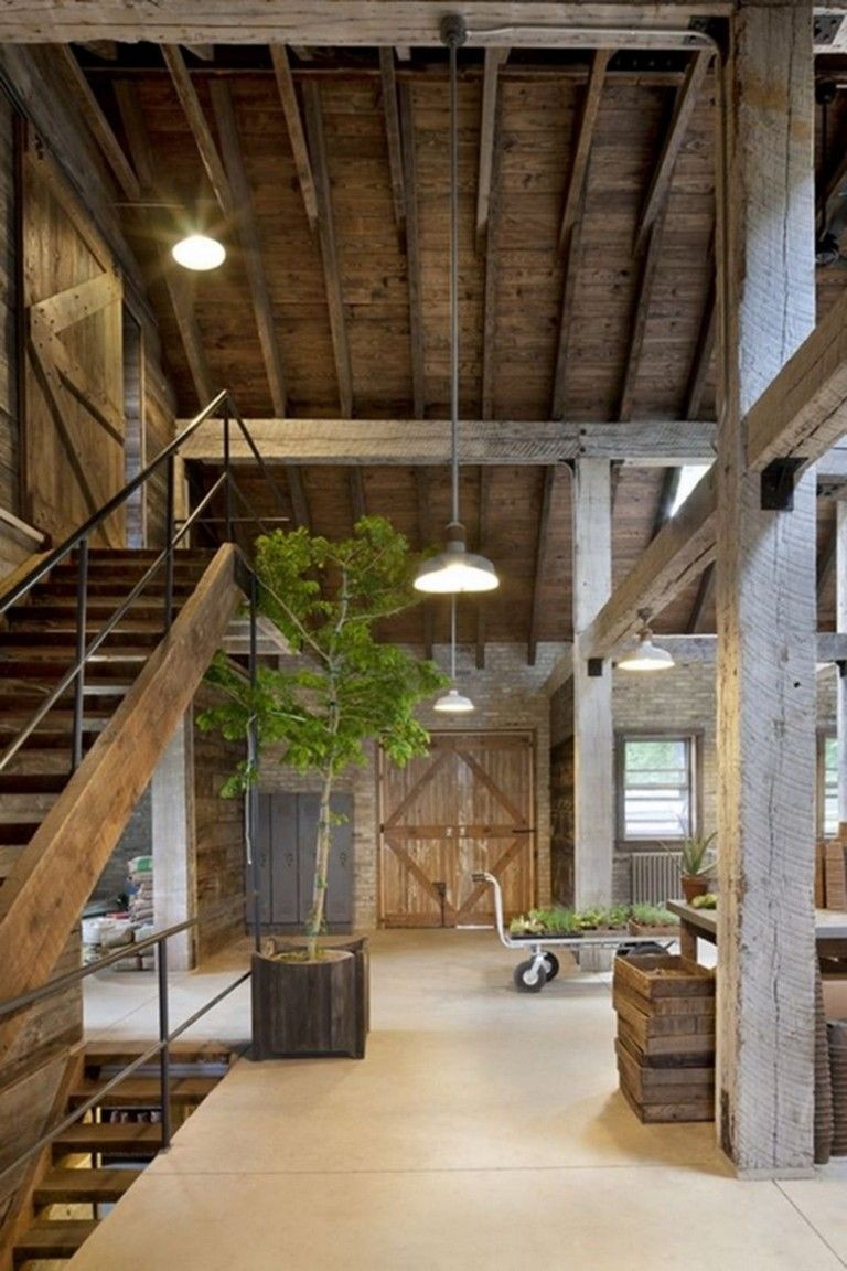 15+ Amazing Interior Rustic Style For Your Home To
