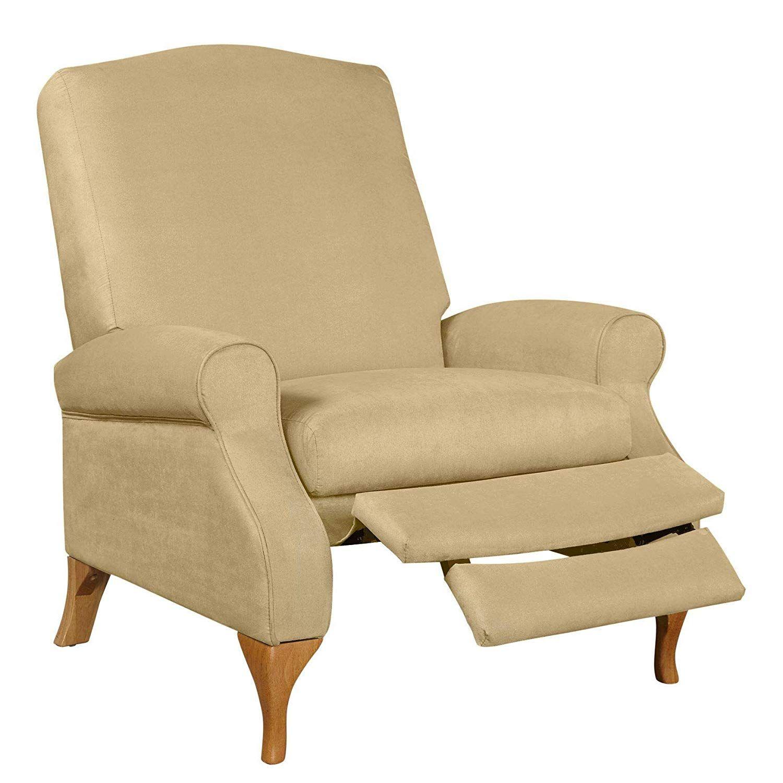 Brylanehome extra wide suedelook recliner recliner