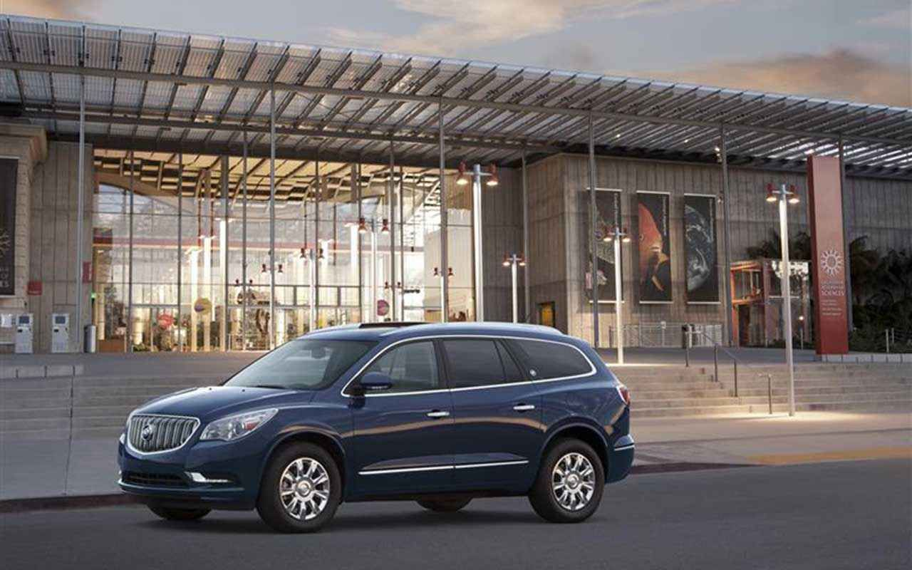 new car model year release dates2018 Buick Enclave Redesign Release Date  httpwww