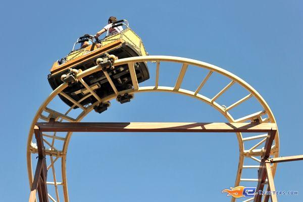 6 12 photo du roller coaster vertigo situ park mason Roller adresse