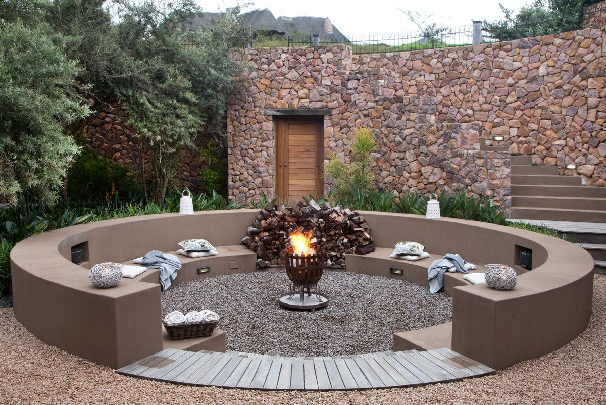 Feuerstelle Garten Stein Stylish Firepits For Outdoor Entertaining Feuerstellen Im