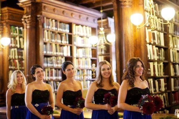 The Bridal Countdown Bookworm Wedding Part 1 Library Themed Brooklyn Wedding Literary Wedding Library Wedding Theme