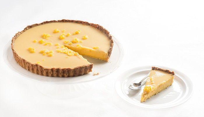 Tarta de limón francesa (tarte au citron) - El Amasadero - El Amasadero