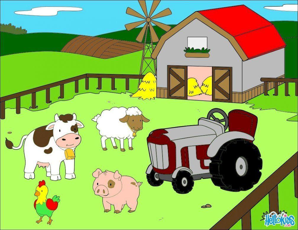 FARM ANIMALS- 16 PIECES - Ułóż Puzzle Online za darmo na Puzzle Factory