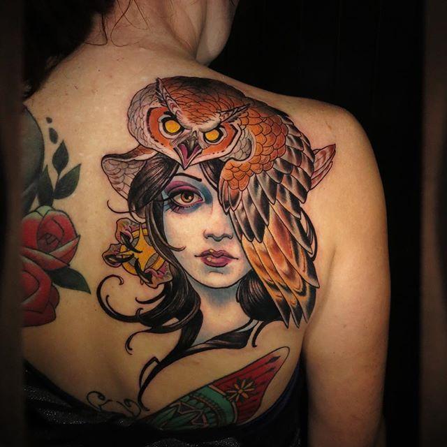 Curtis Burgess Tattoo Artists World Famous Tattoo Ink Tattoos