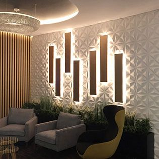 3d Board And 3d Wall Panels Embossed Wall Panels 3d Design Tile Living Room Design Decor Living Room Wall Designs Interior Wall Design