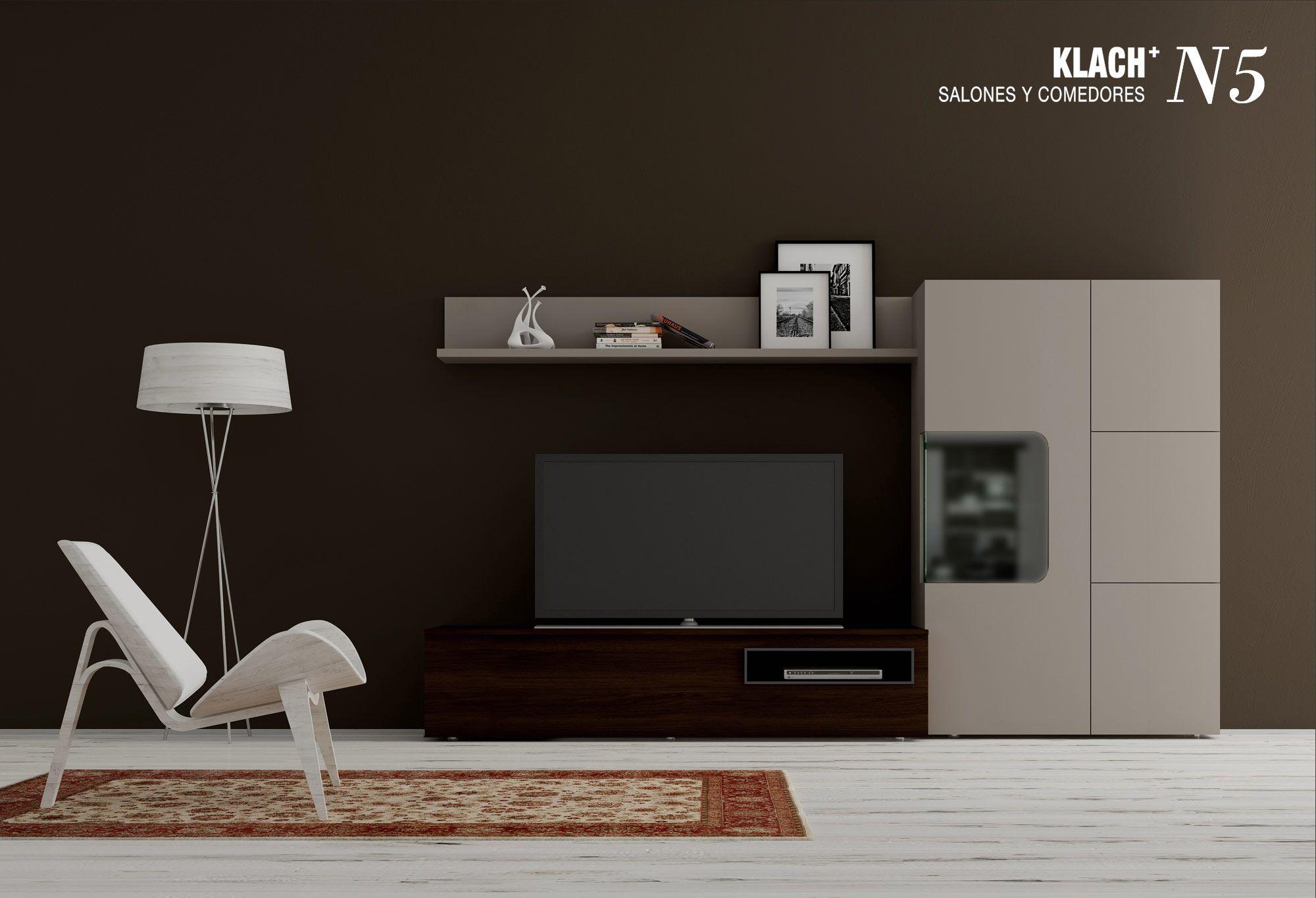 Klach n5 muebles hermida muebles de sal n y comedor klach pinterest - Hermida muebles ...