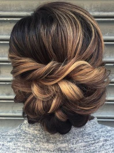 Awesome Wedding Hairstyle Tutorial #updotutorial
