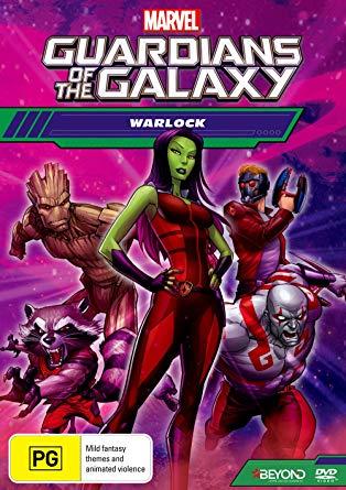Amazon Com Guardians Of The Galaxy Warlock Animated Non Usa Format Pal Region 4 Import Australia Guardians Of The Galaxy Animation The Incredibles