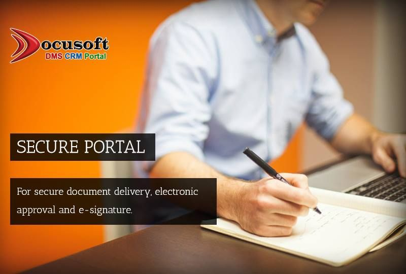 Home document management system security documents
