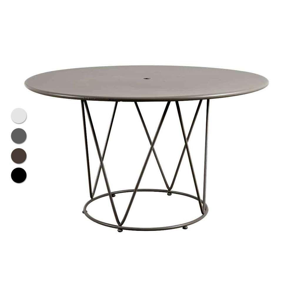 Gartentisch Danny Eisen Gartentisch Metallmobel Tisch
