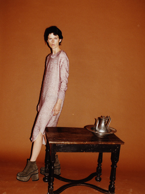Stella Tennant For Vivienne Westwood By Juergen Teller Juergen Teller Vivienne Westwood A W